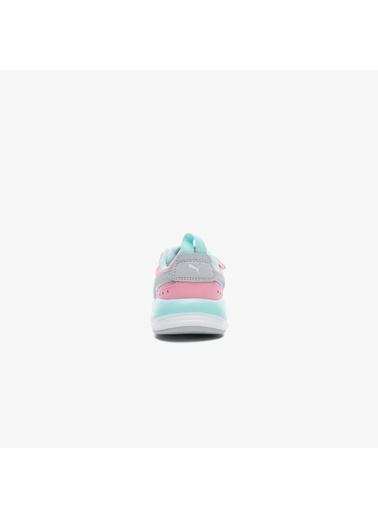 Puma Unisex Çocuk Beyaz  X-Ray Sneakers 372921.005 Beyaz